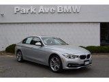 2017 Glacier Silver Metallic BMW 3 Series 330i xDrive Sedan #120465837