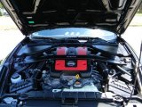 Nissan 370Z Engines