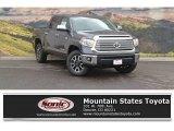 2017 Magnetic Gray Metallic Toyota Tundra Limited CrewMax 4x4 #120488013