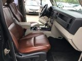 Jeep Commander Interiors