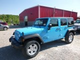 2017 Chief Blue Jeep Wrangler Unlimited Sport 4x4 #120488203