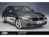 2014 Mineral Grey Metallic BMW 3 Series 328d Sedan #120488246