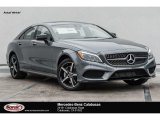 2017 Mercedes-Benz CLS 550 Coupe