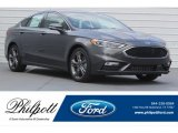2017 Magnetic Ford Fusion Sport AWD #120512299