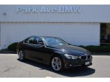 2017 Black Sapphire Metallic BMW 3 Series 330i xDrive Sedan #120512210