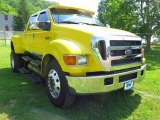 2007 Ford F650 Super Duty XLT CrewCab Data, Info and Specs