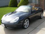 2001 Porsche 911 Midnight Blue Metallic