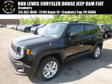 2017 Black Jeep Renegade Latitude 4x4 #120534646