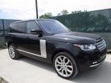 2016 Land Rover Range Rover Barolo Black Metallic