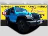 2017 Granite Crystal Metallic Jeep Wrangler Big Bear Edition 4x4 #120534589
