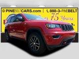 2017 Redline 2 Coat Pearl Jeep Grand Cherokee Trailhawk 4x4 #120534584