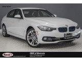 2017 Mineral White Metallic BMW 3 Series 330e iPerfomance Sedan #120534834