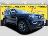 2017 True Blue Pearl Jeep Grand Cherokee Limited 4x4 #120534582