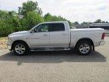 2012 Bright White Dodge Ram 1500 Laramie Crew Cab 4x4 #120534928