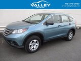 2014 Mountain Air Metallic Honda CR-V LX AWD #120534570