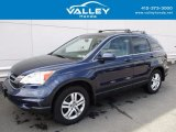 2011 Royal Blue Pearl Honda CR-V EX-L 4WD #120534569