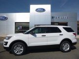 2017 Oxford White Ford Explorer 4WD #120534921