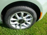 Fiat 500c Wheels and Tires