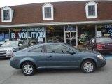 2007 Blue Granite Metallic Chevrolet Cobalt LT Coupe #12046860