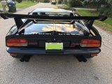 DeTomaso Pantera 1985 Badges and Logos