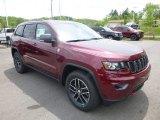 2017 Jeep Grand Cherokee True Blue Pearl