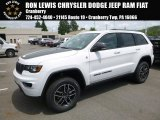 2017 Bright White Jeep Grand Cherokee Trailhawk 4x4 #120534653