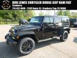 2017 Black Jeep Wrangler Unlimited Sahara 4x4 #120534650