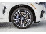BMW X6 M 2016 Wheels and Tires