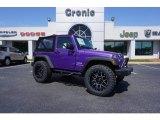 2017 Jeep Wrangler Xtreme Purple Pearl