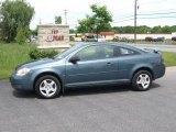 2007 Blue Granite Metallic Chevrolet Cobalt LS Coupe #12048513