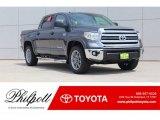2017 Magnetic Gray Metallic Toyota Tundra SR5 CrewMax 4x4 #120560674