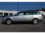 2003 Reflex Silver Metallic Volkswagen Passat GL Wagon #12041570