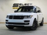 2017 Fuji White Land Rover Range Rover Supercharged #120560524