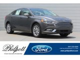 2017 Magnetic Ford Fusion SE #120560653