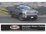 2017 Magnetic Gray Metallic Toyota Tundra SR5 CrewMax 4x4 #120560426