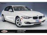 2014 Mineral White Metallic BMW 3 Series 328i Sedan #120592422