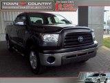 2008 Slate Gray Metallic Toyota Tundra SR5 Double Cab #12051796