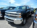 2017 Black Chevrolet Silverado 2500HD Work Truck Regular Cab 4x4 #120609277