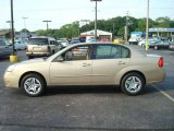 2008 Sandstone Metallic Chevrolet Malibu Classic LS Sedan #12040841