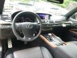 Lexus LS Interiors