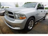 2012 Bright Silver Metallic Dodge Ram 1500 Express Crew Cab #120609171