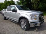 Ingot Silver Ford F150 in 2017