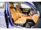 2017 BMW 7 Series Interiors