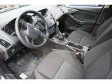 Ford Focus Interiors