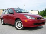 2003 Infra-Red Ford Focus SE Wagon #12034191