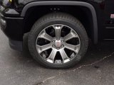 GMC Sierra 1500 2017 Wheels and Tires
