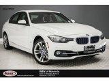 2017 Alpine White BMW 3 Series 330e iPerfomance Sedan #120640901