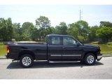 2006 Black Chevrolet Silverado 1500 LS Extended Cab #12049400