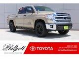 2017 Quicksand Toyota Tundra SR5 TSS Off-Road CrewMax #120640891