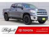 2017 Magnetic Gray Metallic Toyota Tundra SR5 TSS Off-Road CrewMax #120640889